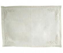 Individual Voile Cream 33x48 cm