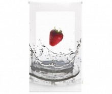 Jaluzea tip rulou Strawberry Dream 100x180 cm