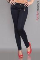 Jeans Bailey Bleumarin