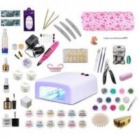 Kit pentru unghii cu gel nr 3 - Miley