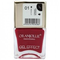 Lac de unghii Oranjollie Gel Effect 01, 15 ml