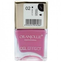 Lac de unghii Oranjollie Gel Effect 02, 15 ml
