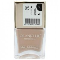 Lac de unghii Oranjollie Gel Effect 05, 15 ml