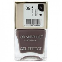 Lac de unghii Oranjollie Gel Effect 09, 15 ml