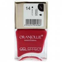 Lac de unghii Oranjollie Gel Effect 14, 15 ml