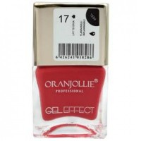 Lac de unghii Oranjollie Gel Effect 17, 15 ml
