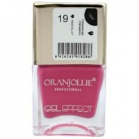 Lac de unghii Oranjollie Gel Effect 19, 15 ml