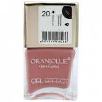 Lac de unghii Oranjollie Gel Effect 20, 15 ml