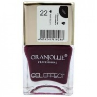 Lac de unghii Oranjollie Gel Effect 22, 15 ml
