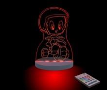 Lampa de veghe Tweety Moto