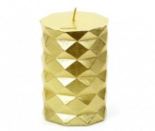 Lumanare Fashion Gold M