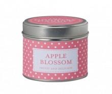 Lumanare parfumata Polka Dot Apple Blossom