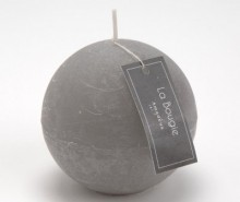 Lumanare Sphere Grey