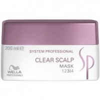 Masca Antimatreata - Wella SP Clear Scalp Mask 200 ml