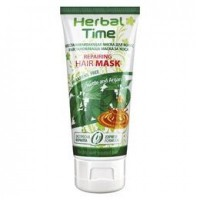 Masca de par reparatoare Herbal Time - Rosa Impex 200 ml