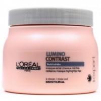 Masca Nutritiva pentru Par Vopsit - L''oreal Professionnel Lumino Contrast Masque 500 ml