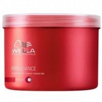 Masca pentru Par Vopsit cu Structura Puternica - Wella Professionals Brilliance Treatment 500 ml