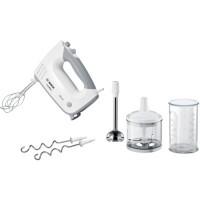 Mixer de mana Bosch MFQ36480 450W mini-tocator alb