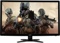 Monitor Gaming TN LED Acer 24inch G246HLFbid, Full HD (1920 x 1080), HDMI, DVI, VGA, 1 ms (Negru)