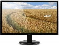 Monitor TN LED Acer 24inch K242HLBD, Full HD (1920 x 1080), DVI, VGA, 5 ms (Negru)