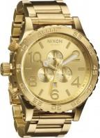 NIXON 51-30 Chrono A-083-502 All Gold