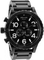 NIXON 51-30 Chrono A083-001 All Black
