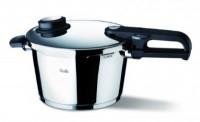 Oala sub presiune Fissler VitaVit Premium 4.5 litri accesoriu gatire aburi cu tripod inductie