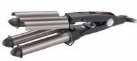 Ondulator triplu BaByliss PRO 2269TTE Titaniu-Turmalina