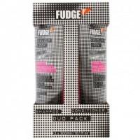 Pachet DUO Fudge Colour Lock - Sampon si Balsam pentru Par Vopsit