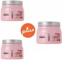 Pachet Masca pentru Par Vopsit - L'Oreal Professionnel Vitamino Color Masque 500 ml ( 2 + 1 )