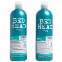Pachet pentru Hidratare - TIGI Bed Head Urban Antidotes Recovery 750 ml