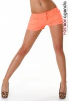 Pantaloni Scurti Sunset Orange