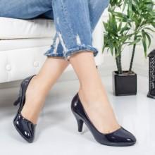 Pantofi Casadal bleumarini cu toc eleganti