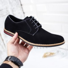 Pantofi Dahlak negri casual