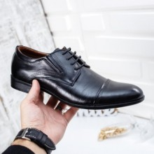 Pantofi Faisal negri eleganti