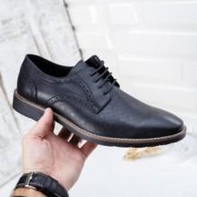 Pantofi Halian negri