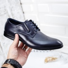 Pantofi Icori albastri eleganti