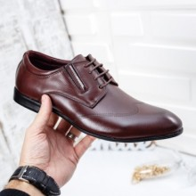 Pantofi Icori visinii eleganti
