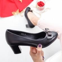 Pantofi Pixal negre