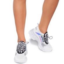 Pantofi sport dama Tarica Alb