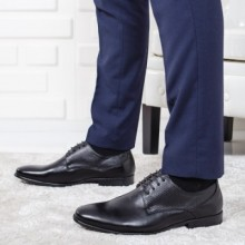Pantofi Staliv negri eleganti