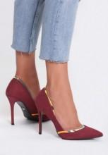 Pantofi stiletto Lucina Grena