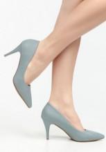 Pantofi stiletto Song Albastri