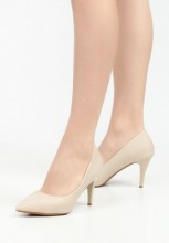 Pantofi stiletto Song Bej