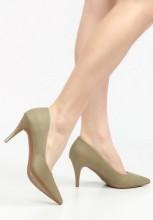 Pantofi stiletto Song Kaki