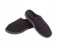 Papuci de casa cu gel Vireo Black 37-39