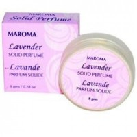 Parfum solid Lavanda - Maroma, 8 g
