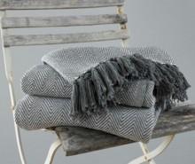 Patura Como Grey 170x200 cm