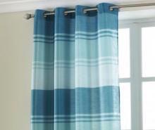 Perdea Stripe Turquoise 145x228 cm