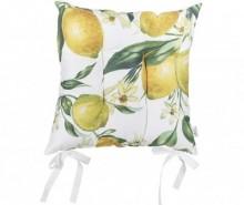 Perna de sezut Lemons 37x37 cm
